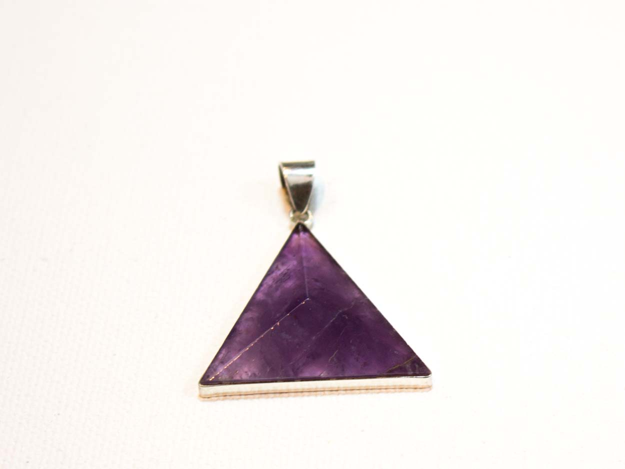 triangular spider realbug necklace products pendant